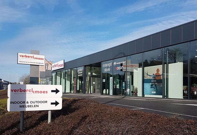 Winkel Asse blijft open tijdens wegenwerken